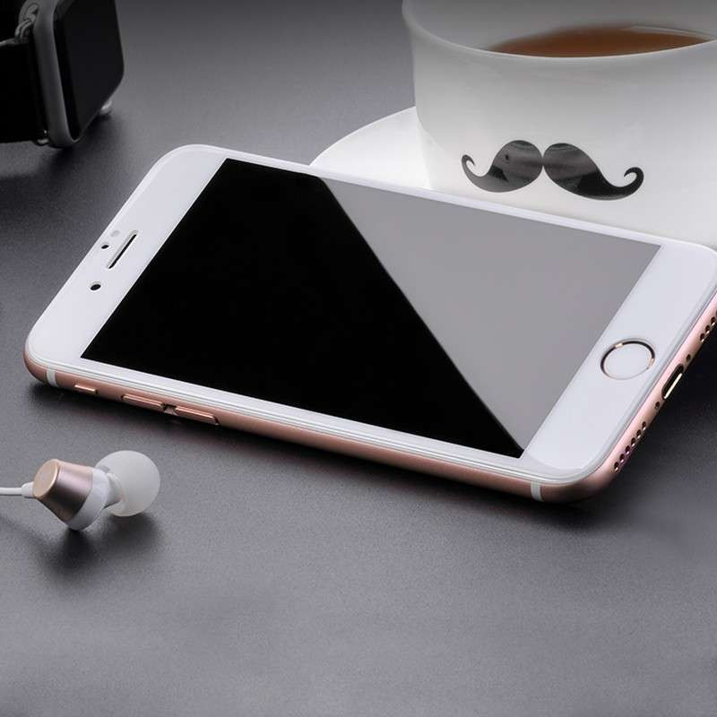 hoco. tempered glass 3D HD for iPhone 7 Plus/8 Plus