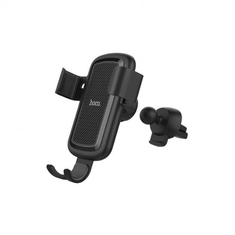 hoco. CW12 air outlet mobile phone holder black
