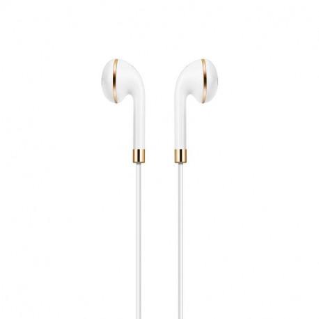 Original hoco. L8 type-c earphones white
