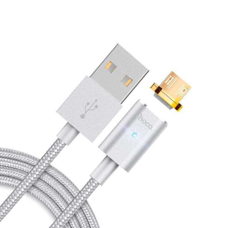 hoco. U16 microUSB magnetic cable
