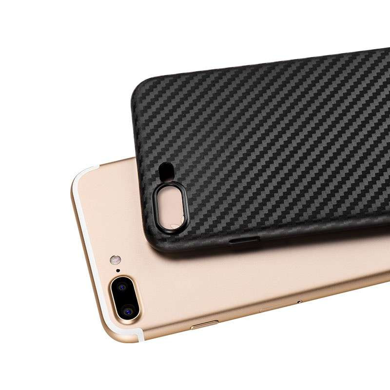 hoco. ultra thin smartphone cover carbon for iPhone 7/8