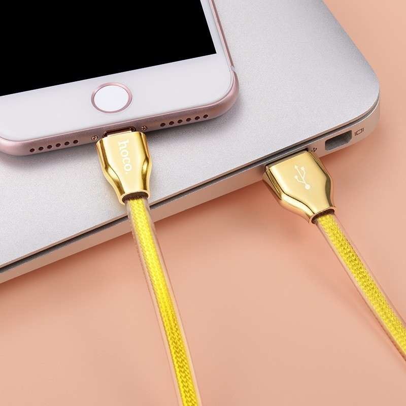 hoco. X7 charging lightning cable