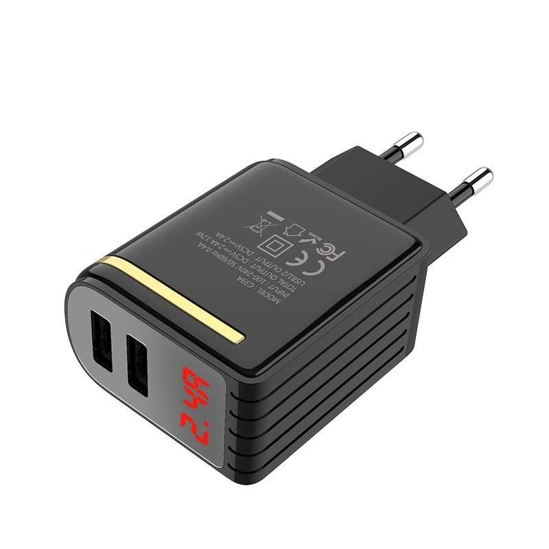 hoco. C39A dual USB charger