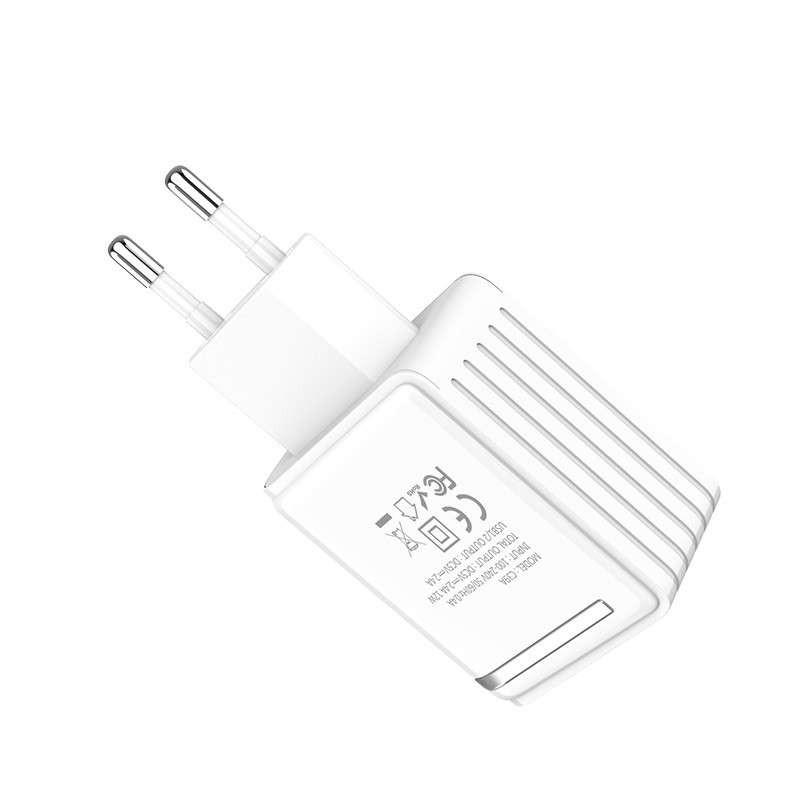 hoco. C39A dual USB nabíjačka