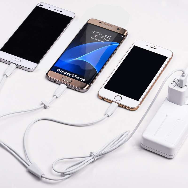 hoco. X1 charging cable 3in1