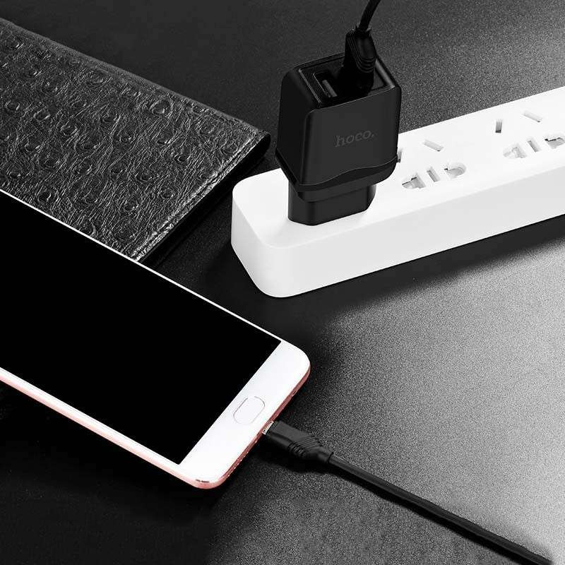 hoco. C33A dual USB charger