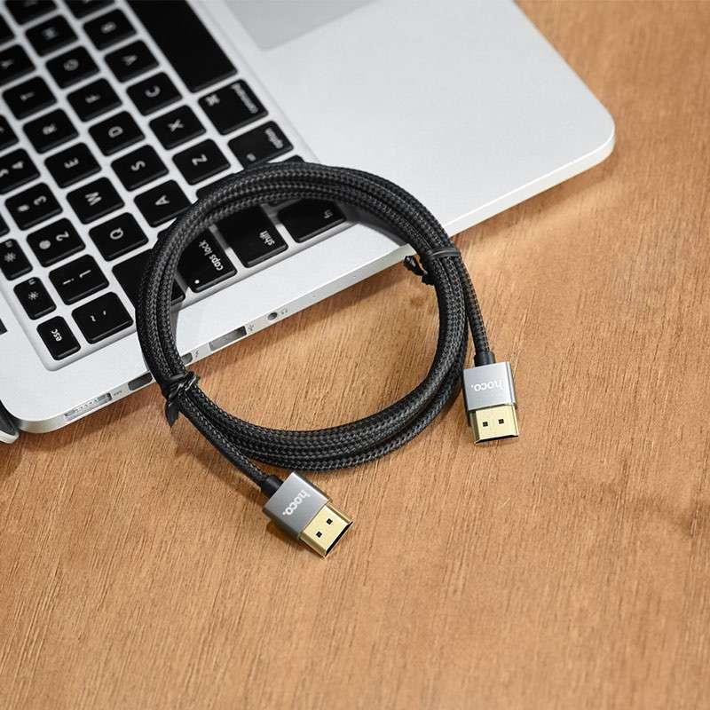 hoco. UA12 HDMI 4KHD kábel 1.5m