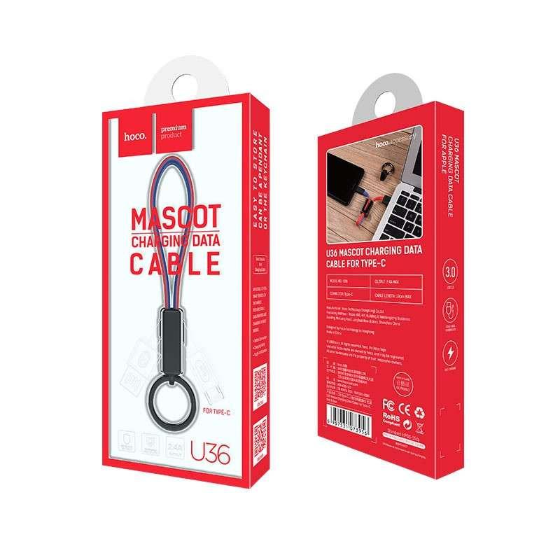 hoco. U36 type-c charging data cable