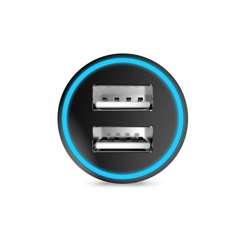 hoco. UC204 dual USB autonabíjačka