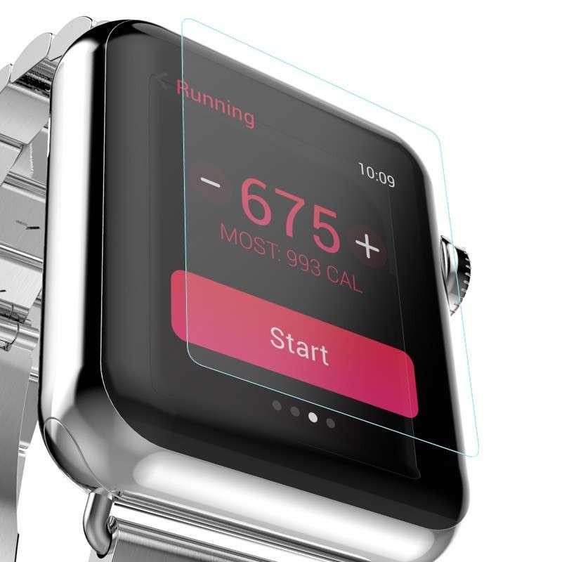 hoco. ochranné temperované sklo pre Apple Watch 42mm
