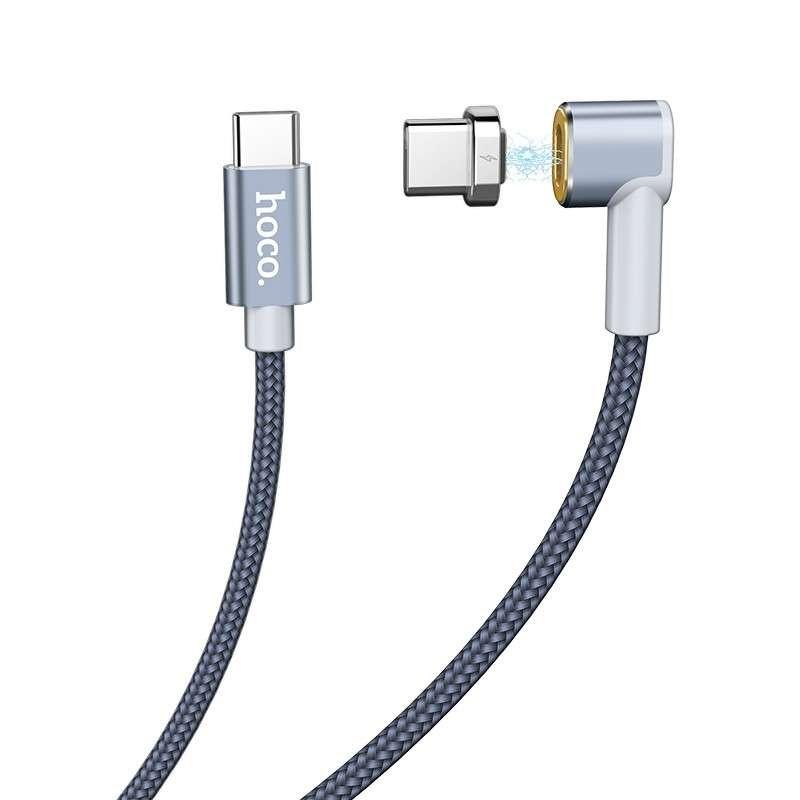 hoco. U40C type-c magnetický nabíjací kábel