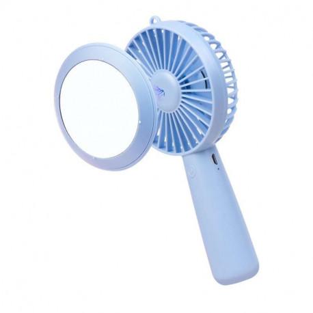 hoco. F8 zrkadlo a ručný ventilátor