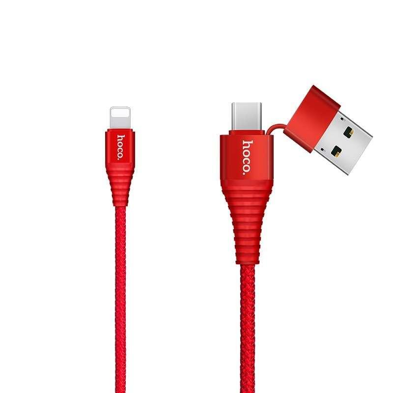 hoco. U26 multifunction cable