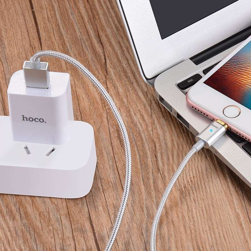 hoco. U16 lightning magnetic cable