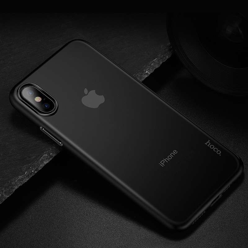 hoco. ultra thin smartphone cover thin series for iPhone XS Max