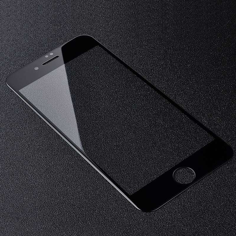 hoco. tempered glass full screen HD for iPhone 7/8