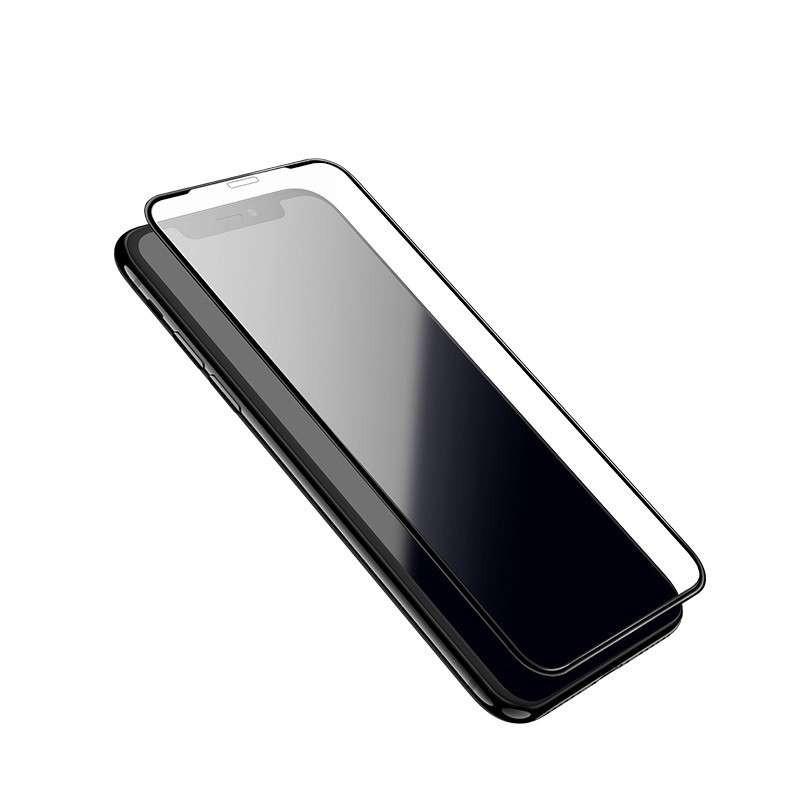 hoco. ochranné temperované sklo full screen HD pre iPhone XS Max