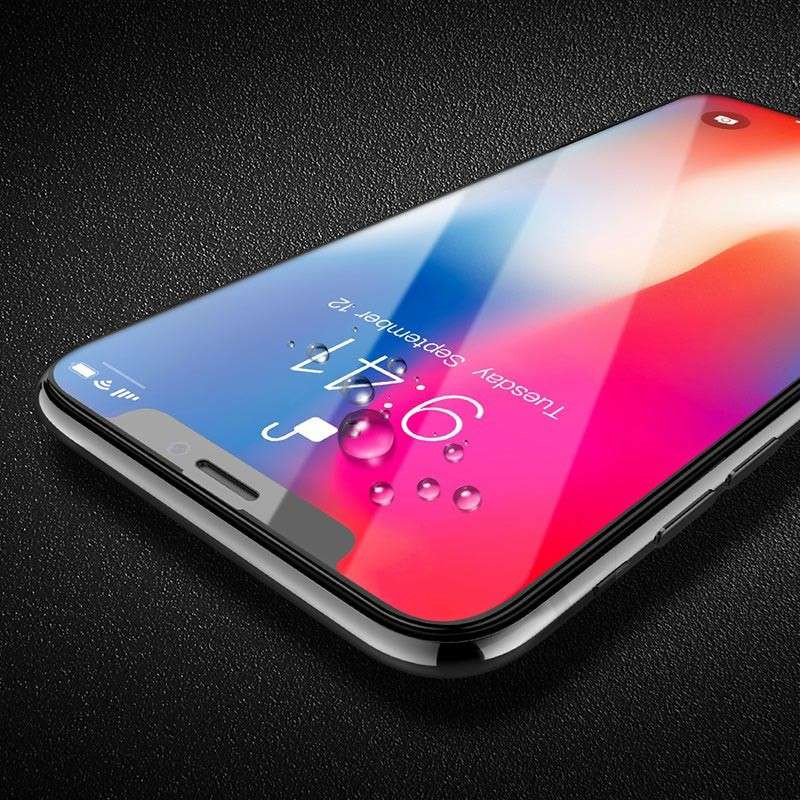 hoco. ochranné temperované sklo full screen HD pre iPhone XR