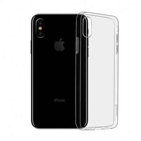 hoco. transparent smartphone cover light series for iPhone XS