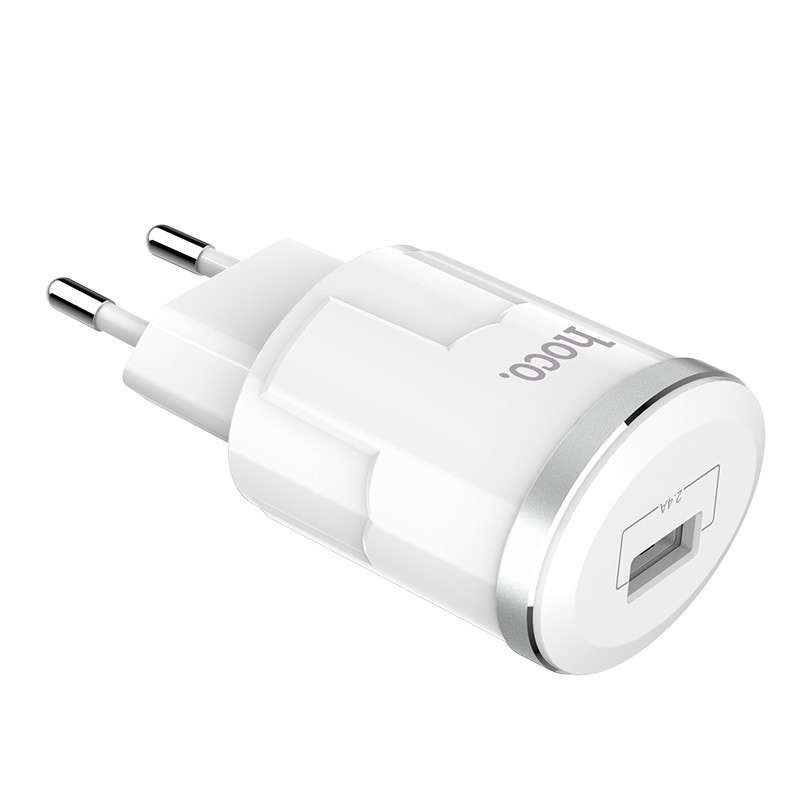 hoco. C37A charger with lightning cable