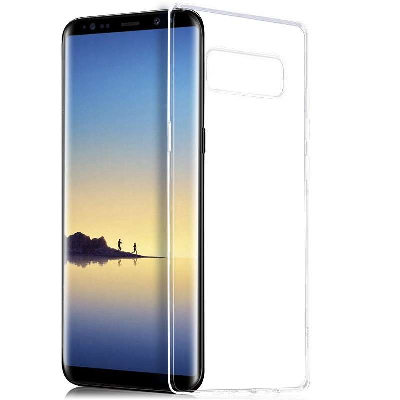 hoco. transparent smartphone cover for Samsung Galaxy Note 8