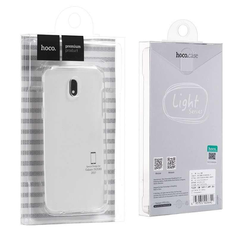hoco. transparent smartphone cover for Samsung Galaxy J5 J530