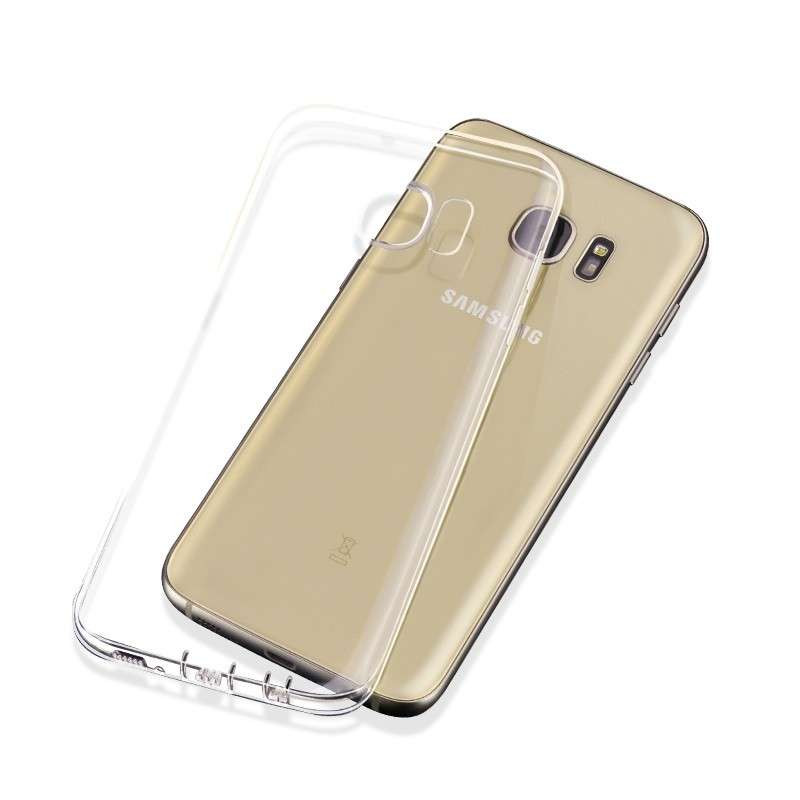 hoco. transparent smartphone cover for Samsung Galaxy S7 Edge