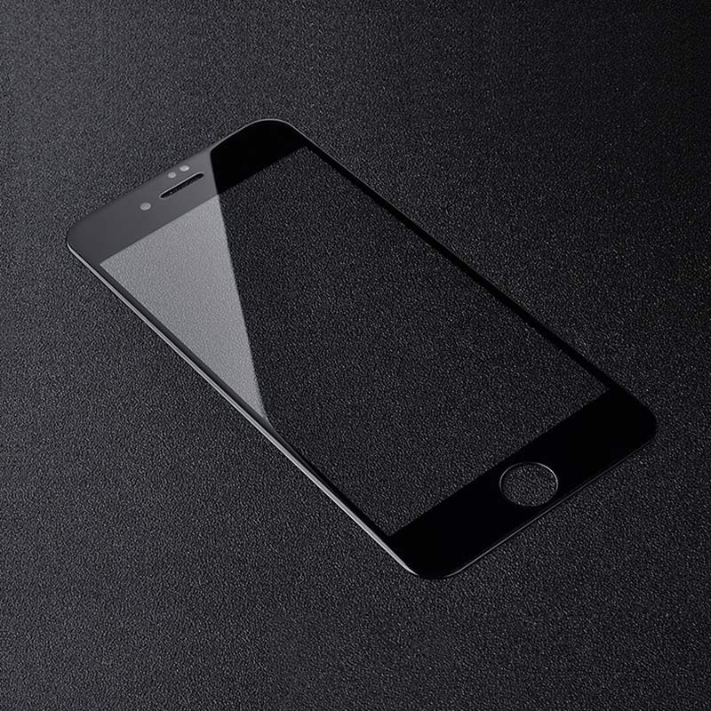 hoco. tempered glass 3D fast attach full screen HD for iPhone 7