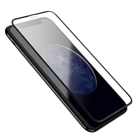 hoco. tempered glass full cover for iPhone XR