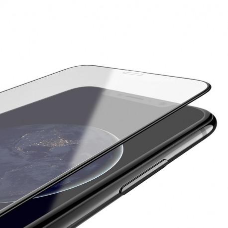 hoco. ochranné temperované sklo full cover pre iPhone X/XS