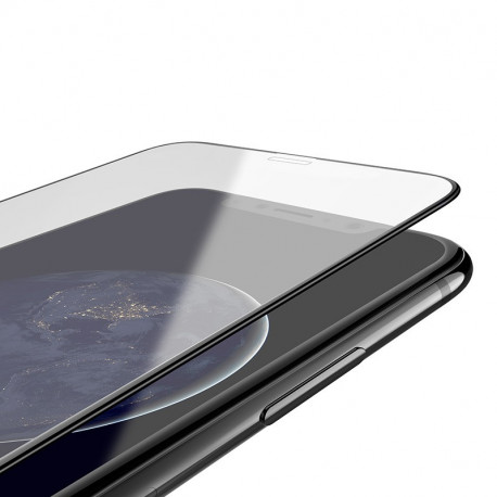 hoco. tempered glass full cover for iPhone X/XS