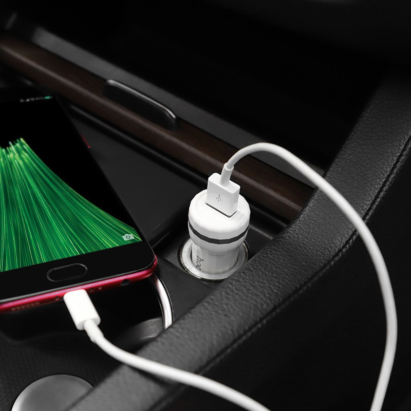 hoco. Z27A car charger