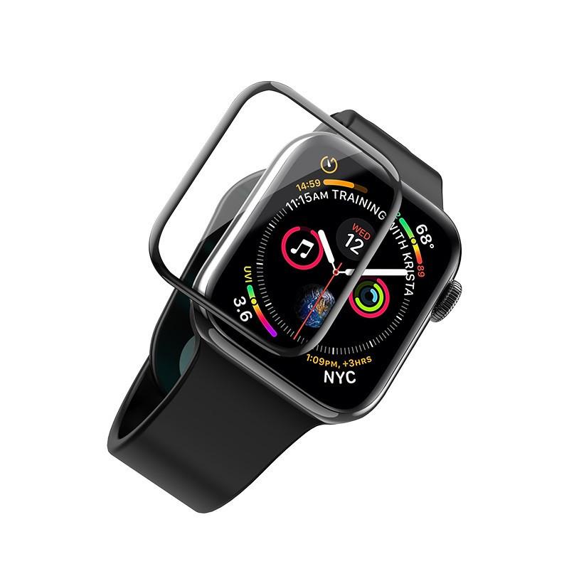Originál pre Apple Watch 44 mm hoco. ochranné temperované sklo