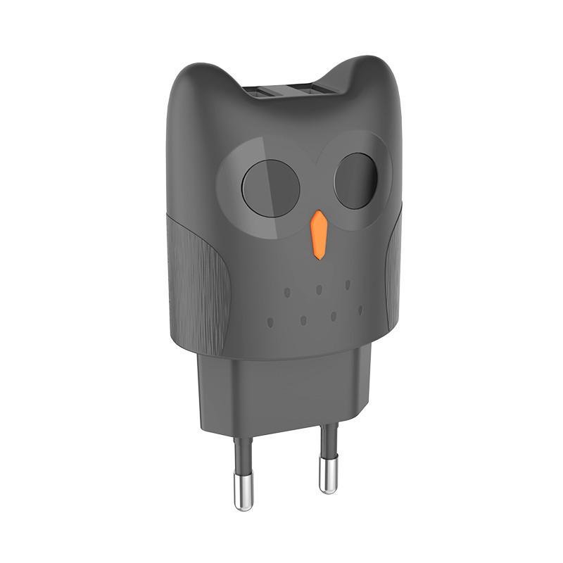 hoco. KC1A kikibelief dual USB charger