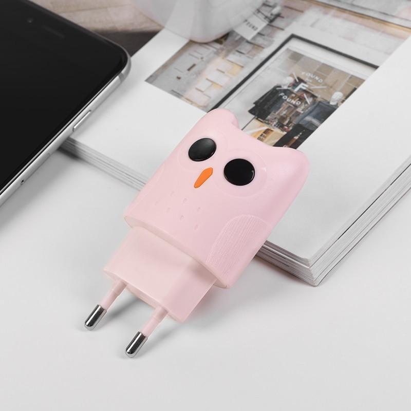 hoco. KC1A kikibelief dual USB nabíjačka