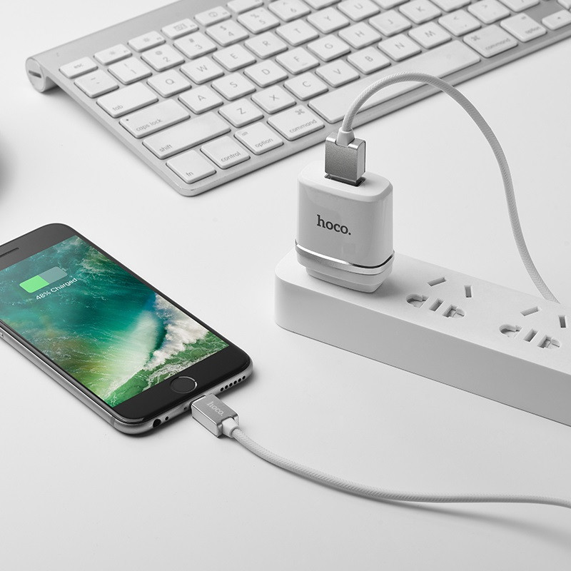 hoco. U49 charging lightning cable