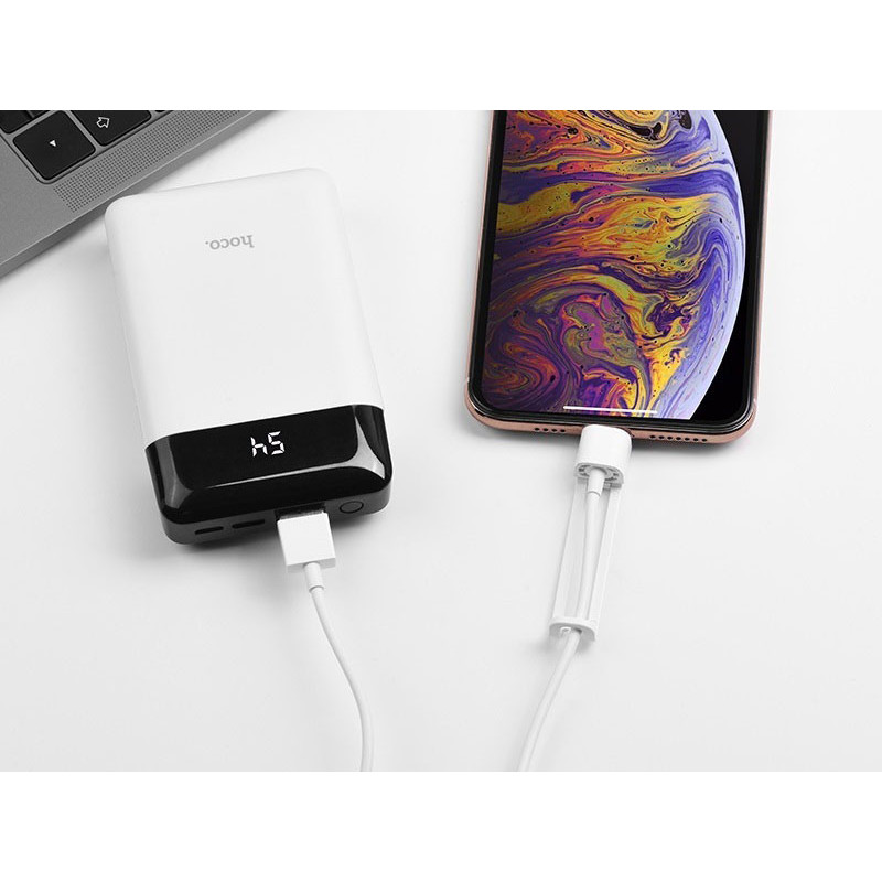 hoco. X31 charging lightning cable with holder