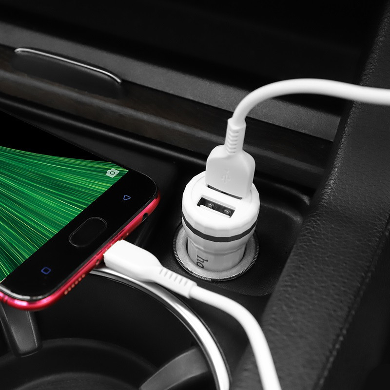 hoco. Z27 charging set with microUSB cable