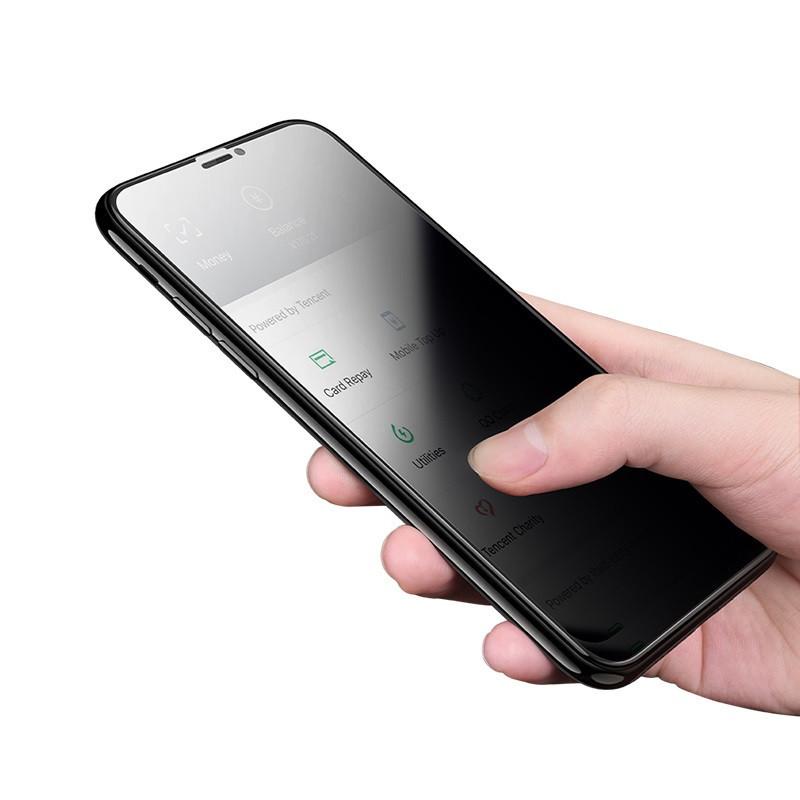 Originál anti-spy pre iPhone Xs Max hoco. ochranné temperované