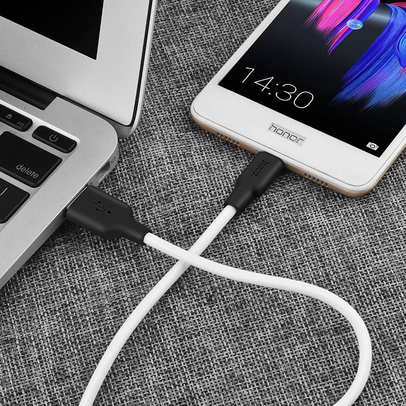hoco. X21 charging microUSB cable