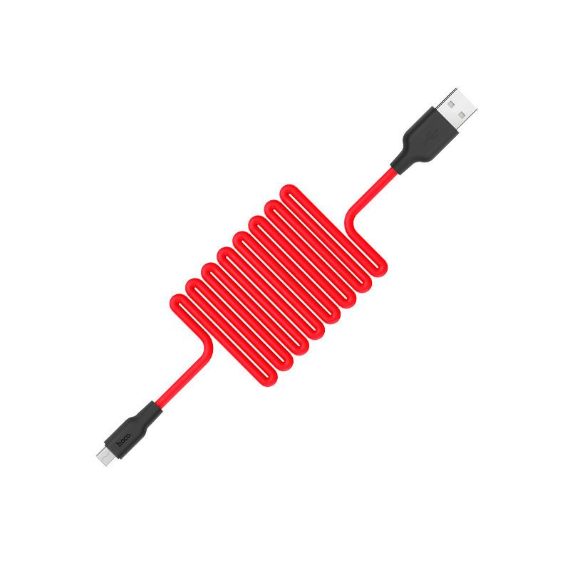 hoco. X21 nabíjací microUSB kábel