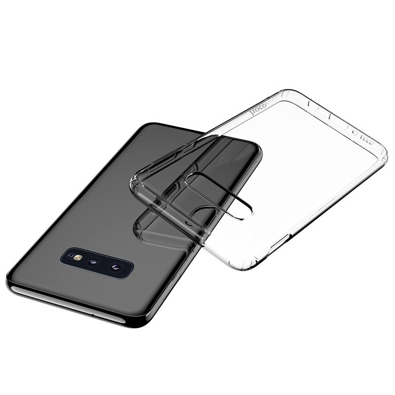 hoco. transparent smartphone cover light series for Samsung