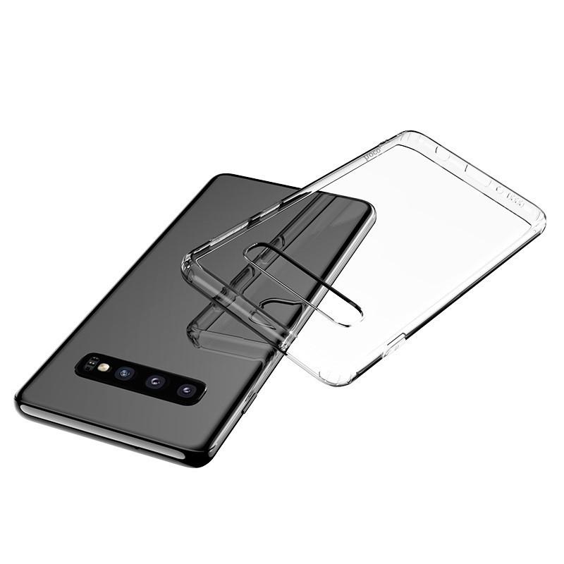 hoco. transparentný obal na telefón light series pre Samsung