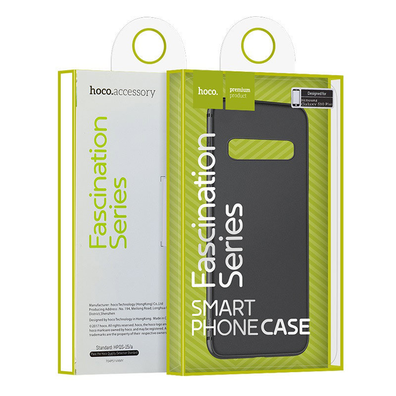 hoco. smartphone cover fascination series for Samsung Galaxy
