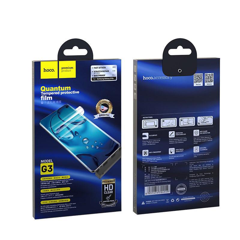 hoco. ochranná fólia G3 pre Samsung Galaxy S10