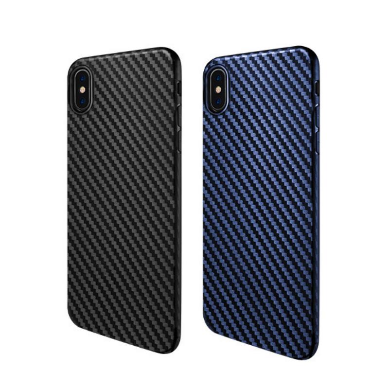 hoco. obal na telefón karbón pre iPhone X