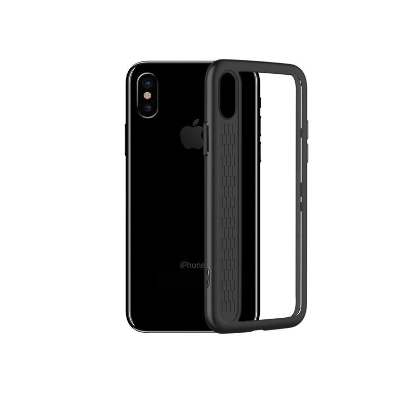 hoco. transparentný obal na telefón star shadow pre iPhone X