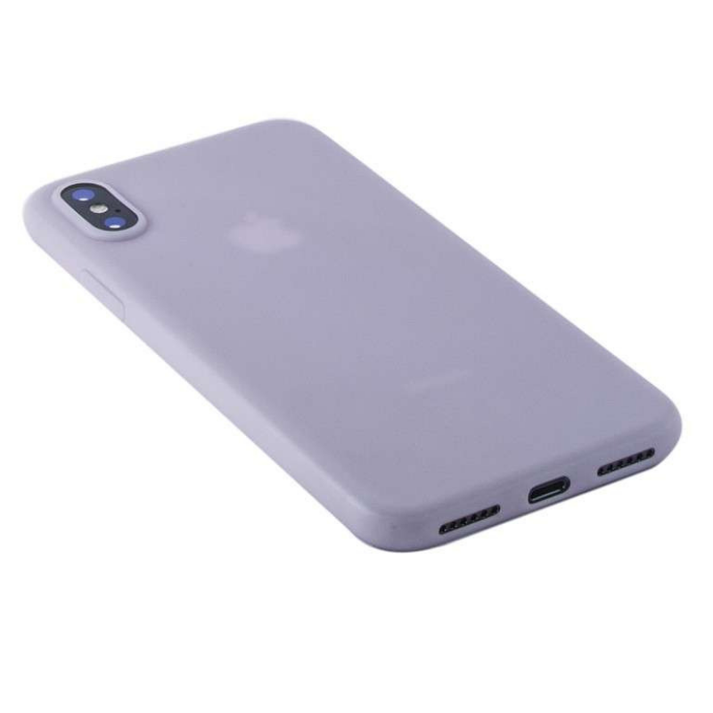 hoco. transparent smartphone cover suya for iPhone X