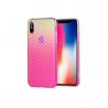 hoco. transparentný obal na telefón lattice pre iPhone X