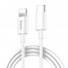 Original hoco. X36 18W fast charging PD cable lightning to